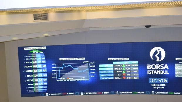 BIST'in toplam piyasa değeri 622 milyar oldu