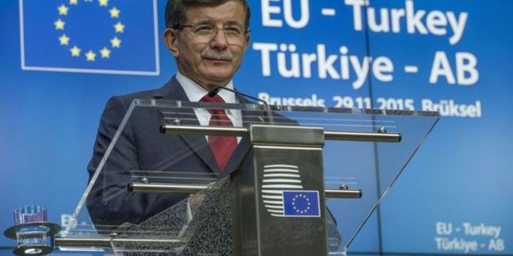 Davutoğlu: 14 Aralık tarihinde 17. fasıl açılacak