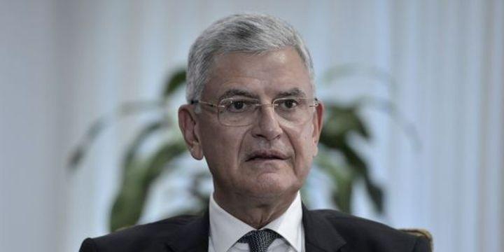 """AB Bakanı Bozkır: Türkiye-AB ilişkilerinde bugünün anahtar ifadesi """"yeniden canlandırma"""""""