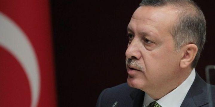 Erdoğan İklim Zirvesi için Paris