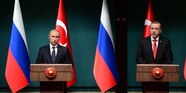 Kremlin: Putin, Paris