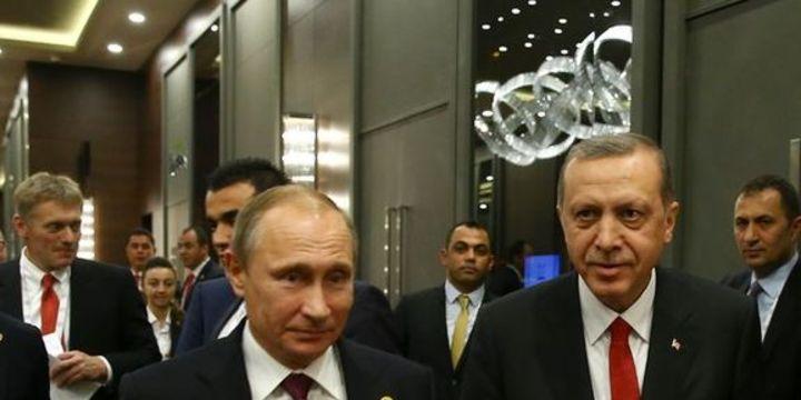 Erdoğan: Putin