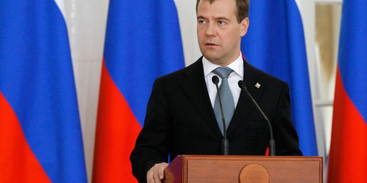 Rusya Başbakanı  Medvedev, Türk ürünlerine yaptırım kararını onayladı