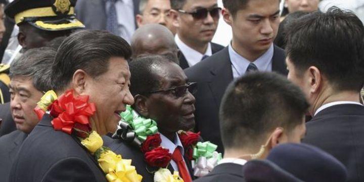 Çin Devlet Başkanı dış ticareti düzeltmek için Afrika