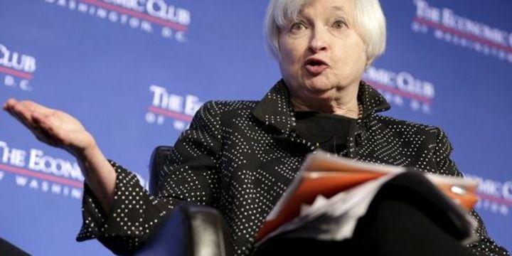 """Yellen artırım hızını enflasyonda """"gerçek ilerleme""""ye bağladı"""
