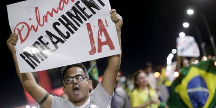 Brezilya krizden krize koşuyor
