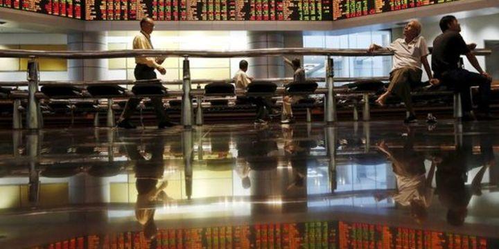 """Asya hisseleri """"Draghi satış dalgası""""na katıldı"""