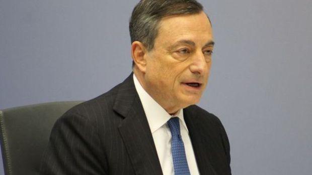 Draghi: AMB gerektiğinde önlemlerini artırmaya hazır