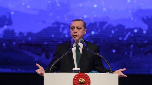Erdoğan: Türk Akımı Projesi'ni biz rafa kaldırdık