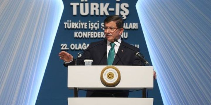 Davutoğlu: Türkiye