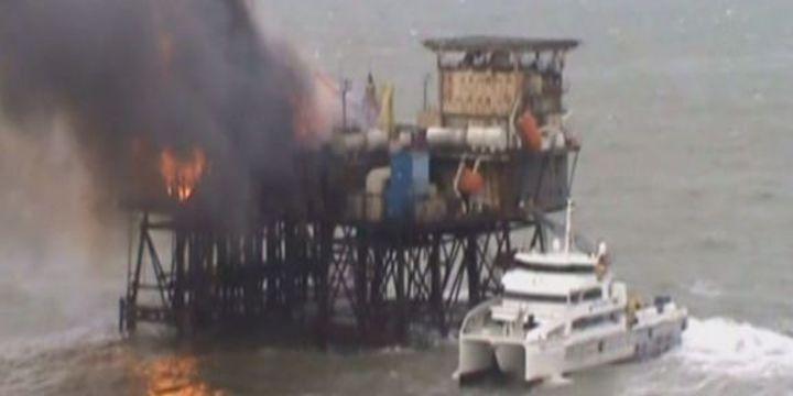 Yusifzade: 33 kişi kurtarıldı 29 kayıp petrolcü aranıyor