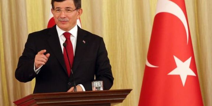 Başbakan Davutoğlu