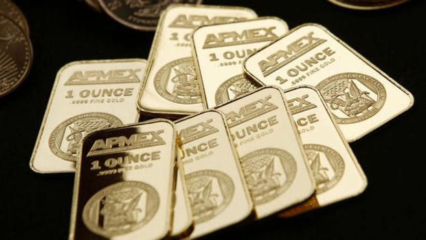 Altın Fed kararı yaklaşırken kaybını korudu