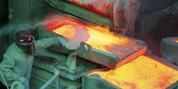 Metaller Çin ticaretinde yavaşlamanın derinleşmesiyle düştü