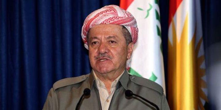 Barzani: Mesele çok büyütüldü