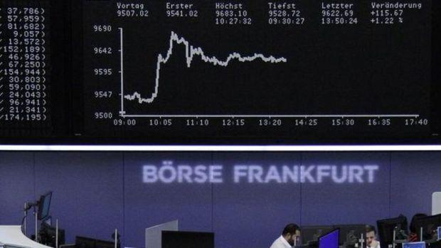 Avrupa borsaları Çin ve petrolle düştü
