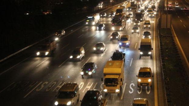 Trafiğe kayıtlı araç sayısı, ekim sonunda 19.8 milyon oldu