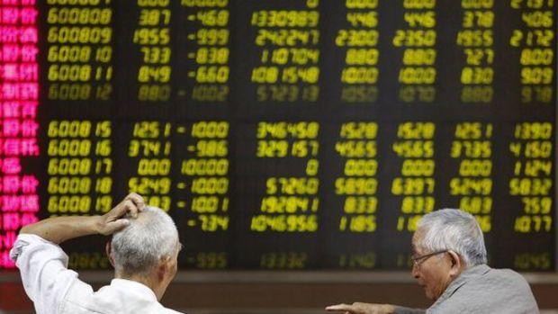 Çin hisseleri üç haftanın yükseğinden düştü