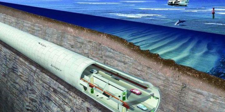 """""""3 Katlı Büyük İstanbul Tüneli"""" ihalesi yarın yapılacak"""