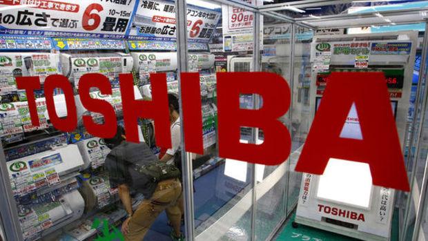 Moody's Toshiba'nın kredi notunu indirdi