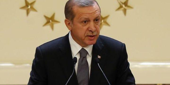 Erdoğan geçici bütçe kanununu onayladı