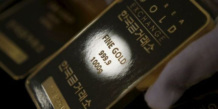Altın dolardaki gerilemeden destek buldu