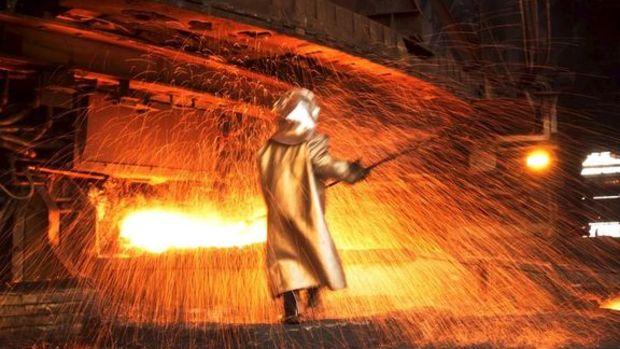 Sanayi metallerinin tamamı yükseldi