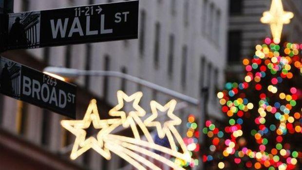 Küresel piyasalara Noel tatili arası