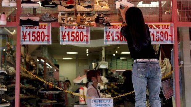 Japonya'da tüketici fiyatları 4 ayda ilk kez arttı