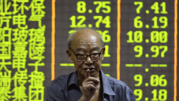 Çin hisseleri sanayi sektörü karlarının azalmasıyla düştü