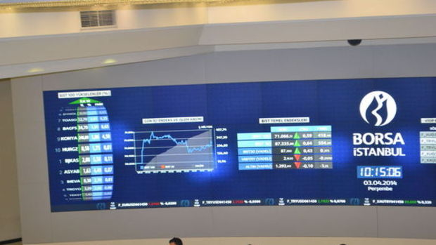 Borsa yükselişini sürdürüyor