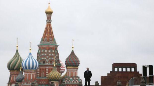 Rusya Kasım ayında %4 daraldı