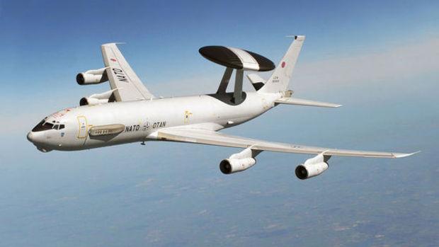 Almanya Türkiye'ye AWACS gönderiyor