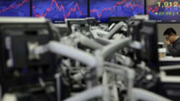 Gelişen piyasa hisseleri kayıplarını genişletti