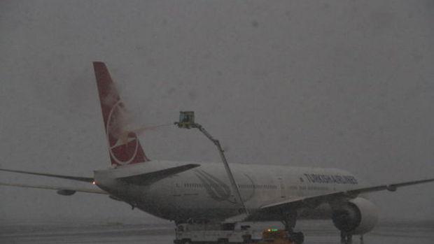 THY İstanbul'dan 142 seferi iptal etti