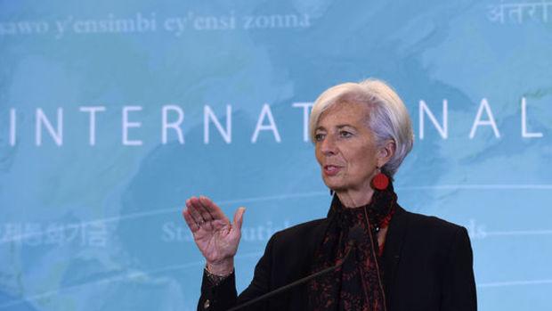 Lagarde 2016 için karamsar
