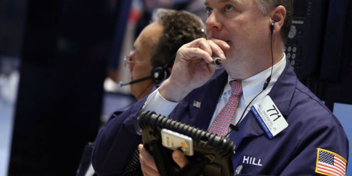 Wall Street sert düşüşle açıldı