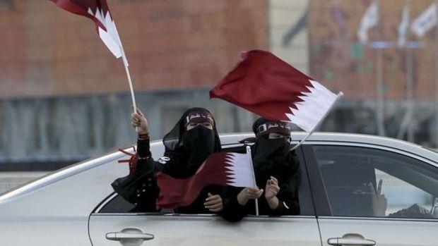 Katar Tahran büyükelçisini çekti