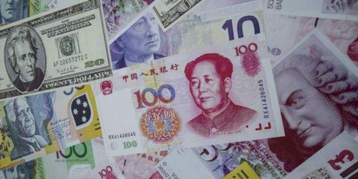 """Yuan """"müdahale"""" söylentileri ile 5 yılın en düşüğünden yükseldi"""