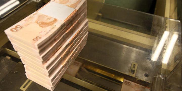 Bankacılık sektöründe kredi hacmi arttı