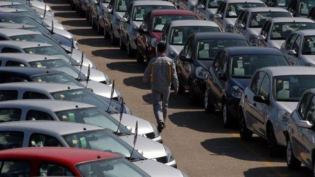 Türkiye'de motorlu araç üretimi rekor kırdı