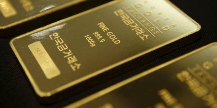 """Altın """"Çin"""" sarsıntısından güç buldu"""