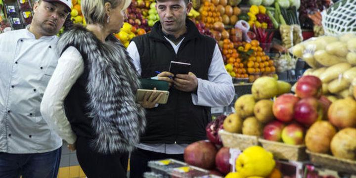 Gıda fiyatları Türkiye
