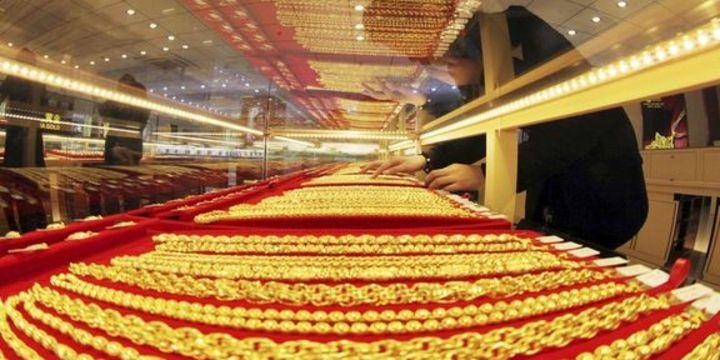 Serbest piyasada altının kapanış fiyatları