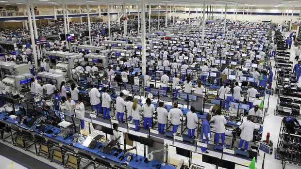 ABD'de sanayi üretimi Ocak'ta beklentiyi aştı