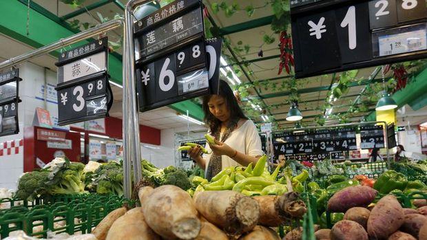 Çin'de tüketici fiyatları enflasyonu