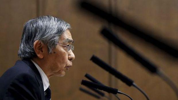 Kuroda: Japonya MB ilelebet gevşeme planlamıyor
