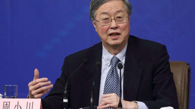 PBOC/Zhou: Piyasalar çöktüğünde hükümetler devreye girmeli