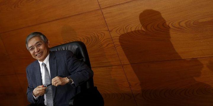 Kuroda: Japonya şu an faizi düşürmeyi planlamıyor