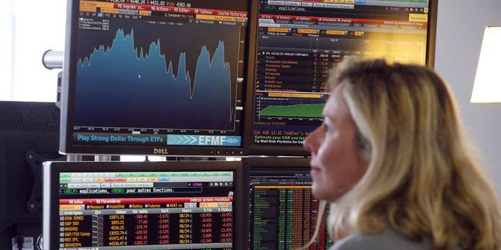 """Küresel piyasalarda moraller """"veriler"""" ile bozuldu"""